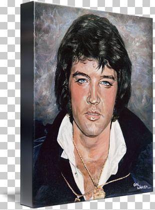 Elvis Presley Graceland Self-portrait Painting Drawing PNG