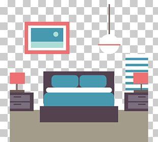 Graphic Design Furniture Bedroom PNG