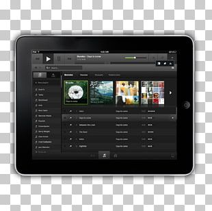 IPad User Interface Design Application Software PNG