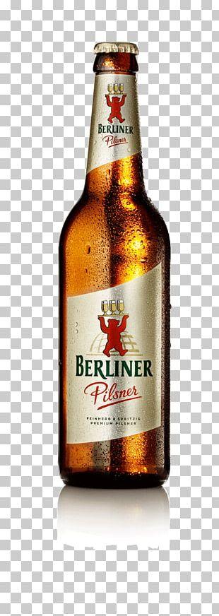 Lager Pilsner Beer Bottle Ale PNG