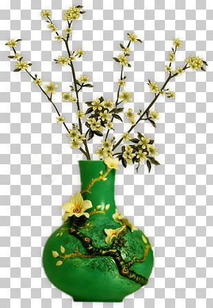 Flowers In Vase Floral Design Flowers In Vase Wedding Invitation PNG