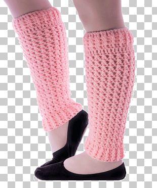 Ballet Shoe Dancer Leg Warmer PNG
