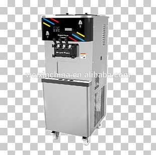Ice Cream Cones Machine Frozen Yogurt Ice Cream Makers PNG