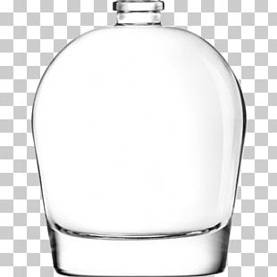 Old Fashioned Glass Water Bottles Table-glass PNG