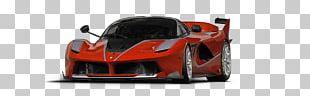 Ferrari FXX-K LaFerrari Ferrari Challenge PNG
