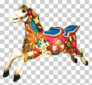 Horse Carousel Amusement Park United Kingdom Waltzer PNG