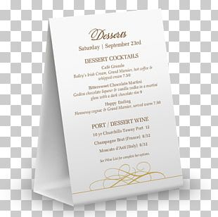 Cafe Menu French Cuisine Fast Food Restaurant PNG