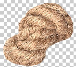 Wool Rope PNG