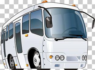 Bus Cartoon Stock Illustration Illustration PNG