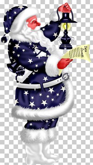 Santa Claus Père Noël Christmas Reindeer PNG