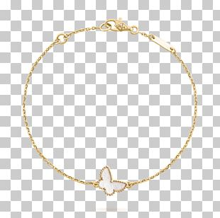 Bracelet Van Cleef & Arpels Jewellery Bangle Gold PNG