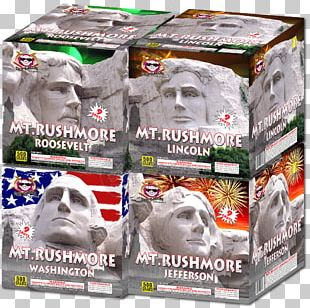 Mount Rushmore National Memorial Fourth Of July Celebration Cake Fireworks Montana PNG