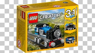 Lego Creator Toy LEGO 31054 Creator Blue Express PNG