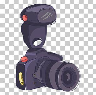 Camera Lens Digital Cameras Drawing PNG