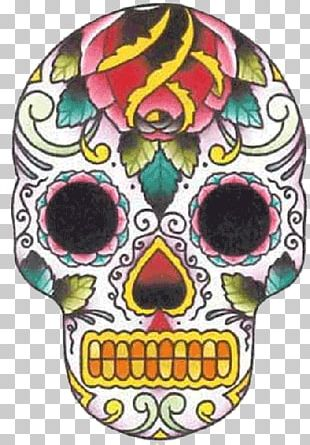 Human Skull Symbolism Calavera Tattoo Day Of The Dead PNG