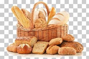 White Bread Breakfast Breadbasket PNG