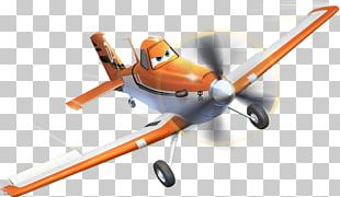 Airplane Dusty Crophopper Pixar Film PNG