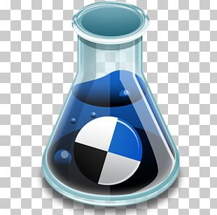 Liquid Laboratory Flask Glass PNG