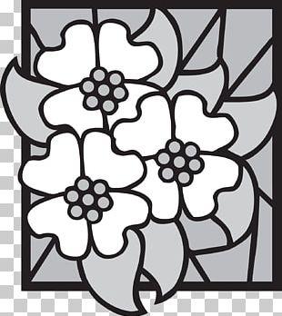 Cut Flowers Floral Design Symmetry Pattern PNG