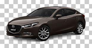 Mazda Motor Corporation Compact Car 2018 Mazda3 PNG