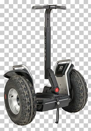 Segway PT Self-balancing Scooter Personal Transporter Electric Vehicle PNG