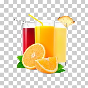 Orange Juice Punch Smoothie Juicer PNG