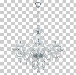 Lighting Chandelier Light Fixture EGLO PNG