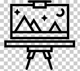 Painting Canvas Art Museum Computer Icons PNG
