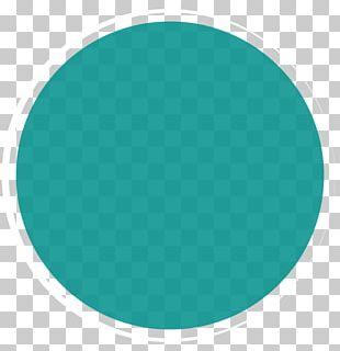Light Blue Circle Color PNG