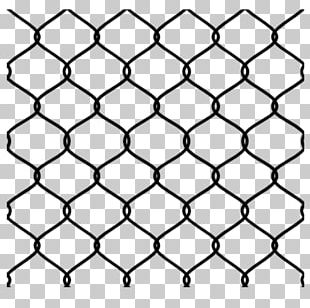 Chain-link Fencing Wire Mesh Fence Metal PNG