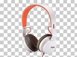 Microphone The House ROAR On-Ear Headphones The House Of Marley The Rebel Uplift 2 Wireless BT Earphones PNG