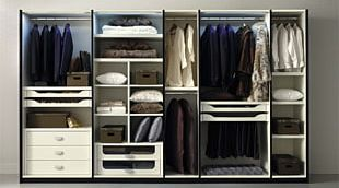 Bedroom Armoires & Wardrobes Cupboard Closet PNG