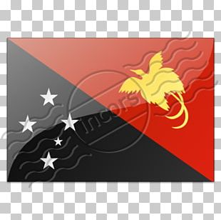 Flag Of Papua New Guinea National Flag PNG