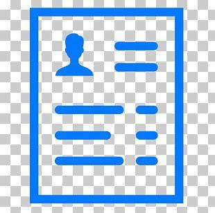 Résumé Curriculum Vitae Computer Icons Cover Letter PNG