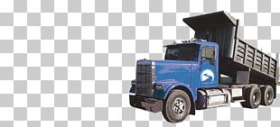Car Dump Truck Commercial Vehicle Semi-trailer Truck PNG