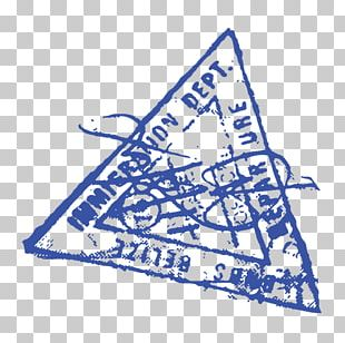 Passport Stamp Postage Stamps Rubber Stamp Mail PNG