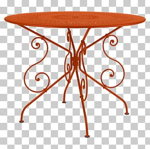 Table Garden Furniture Chair French Formal Garden PNG