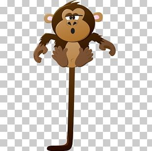 Drawing Primate Animal Monkey PNG