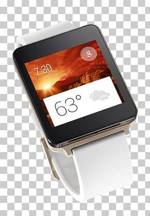 LG G Watch Smartwatch LG Electronics Wear OS PNG