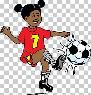 Kickboxing Football Player PNG