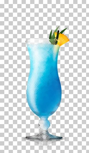 Blue Hawaii Sex On The Beach Cocktail Blue Lagoon Sea Breeze PNG