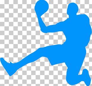 Basketball Player Slam Dunk Sport PNG