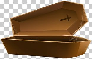 Coffin Halloween PNG
