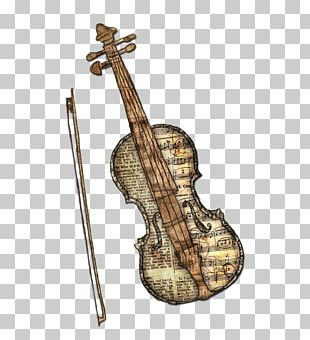 Violin Viola Cello PNG
