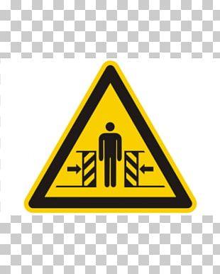 Hazard Symbol Warning Sign Hazard Symbol ISO 7010 PNG