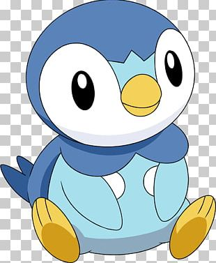 Pokémon Diamond And Pearl Pokémon Platinum Piplup PNG