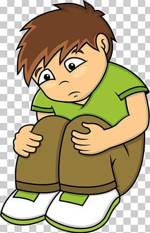 Sadness Child PNG