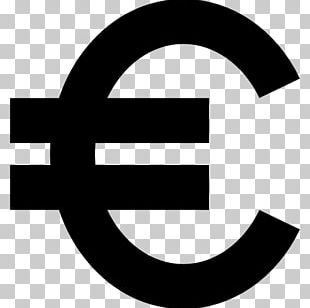 Currency Symbol Euro Sign Coin PNG