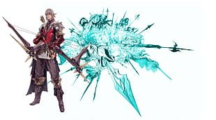 Final Fantasy XIV Final Fantasy VII League Of Angels Video Game Archery PNG