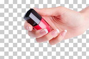 Nail Polish Manicure PNG